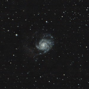 M101 Revisited ST And PS